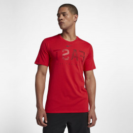 Men's Football T-Shirt - Red
